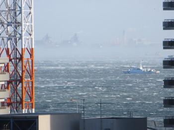 台風一過(26号) 003.JPG